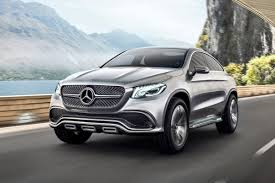 concept mercedes mercedes concept coupe suv fully revealed auto express