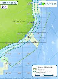 Map Geo Spectrum Wins 2d Offshore Mozambique Seismic Award Spectrum Geo