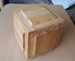 wooden puzzle boxes with two secret compartments youtube