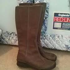 womens boots keen 75 keen boots keen s leather brown boots size 8 from