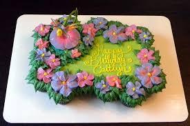 Tinkerbell Birthday Cake - Pull apart cupcake designs
