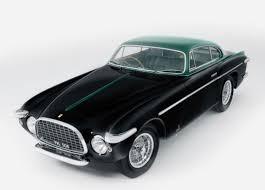 ferrari coupe classic 1953 ferrari 212 inter coupe by vignale classiccarweekly net