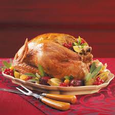 apple herb roasted turkey recipe taste of home