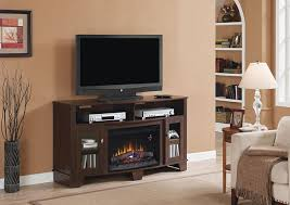 Tv Stand With Fireplace Amazon Com Classicflame 26mm4995 Pe91 La Salle Tv Stand For Tvs