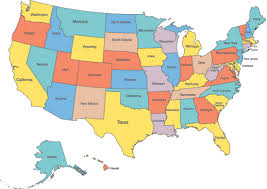map of the usa map usa picture major tourist attractions maps