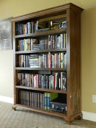 Diy Built In Bookshelves Plans How To Build A Bookcase With Chippendale Feet Dowelmax