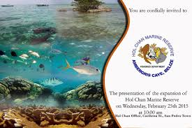 hol chan marine reserve massive expansion approved hopefully