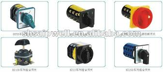 rotary cam switches 25a 32a 63a buy rotary cam switches 25a 32a
