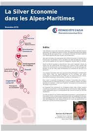 chambre de commerce alpes maritimes la silver economie dans les alpes maritimes by cci côte d azur