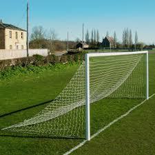 full size 8ft x 24ft soccer goal nets forza goal usa