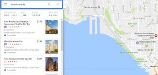 seattle map test testing pop up adwords ads on maps