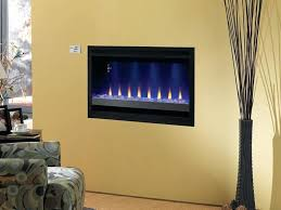Fireplace Electric Insert Electric Inserts For Fireplaces Flush Mount Gas Fireplace Insert