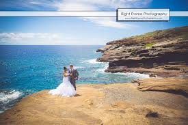 hawaii wedding photography www rightframephotography heaven s point lanai lookout