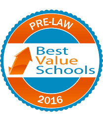 30 best value schools for pre law 2016 best value schools