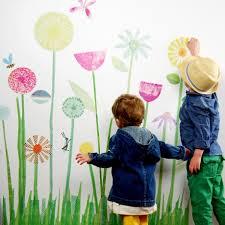 3 my garden mural kids wall stickers nursery wall decals fun 3 my garden mural kids wall stickers nursery wall decals fun room accessories
