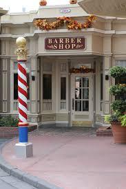 barber shop disney wor tuny