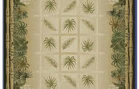 Palm Tree Bathroom Rug Palm Tree Bath Rugs Jeux De Decoration
