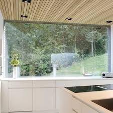 sliding window fixed metal double glazed eastern