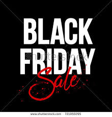 black friday deals for graphics cards black friday sale huge discount design stock vector 203172211