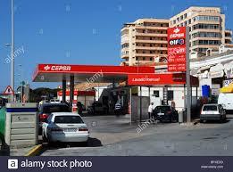 petrol station urb calypso sitio de calahonda mijas costa