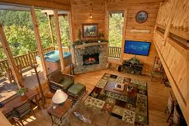 Cabins For Rent by Great Smoky Mountain Vacation Cabin Rentals Natural Retreats