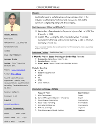 How To Make A Resume Example by Create A Resume 4 Resume Cv