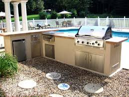 Backyard Kitchen Designs Outdoor Kitchen Design For Barbeques Or Whatever You Like