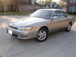 lexus sedan colors alpha onion 1994 lexus eses 300 sedan 4d specs photos