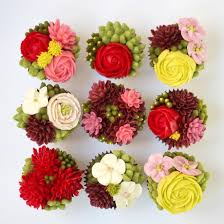 buttercream flowers the new trend