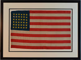 Americana Flags 36 Star Flag Made By Tiffany Sku 9969 Click On Photo For More