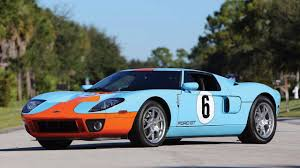 gulf car 2006 ford gt and a gulf jacket buy this and this