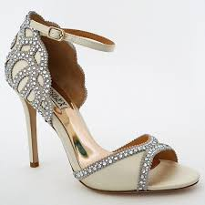 wedding shoes sale badgley mischka ivory wedding shoes bridal sandals