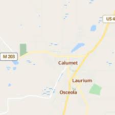 map of calumet michigan calumet garage sales yard sales estate sales by map calumet