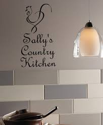 product reviews custom country kitchen wall decal item
