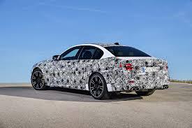 prototype drive 2018 bmw m5 automobile magazine