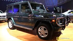 mercedes jeep black 2015 mercedes benz g class g550 exterior and interior walkaround