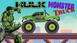 Monster Trucks Videos Truck For Children Video Haunted House Crypt