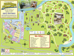 Wisconsin Atv Trail Map by Site Map Of Camp 2