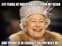 Queen Of England Meme - donald trump or the queen of england imgflip