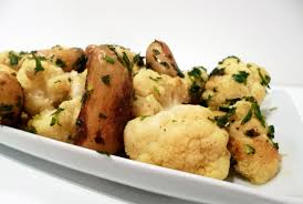 cuisiner le chou fleur chou fleur et grenailles à la provençale la recette facile par