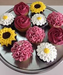 cupcake flowers dozen flower cupcakes sweet blossoms in greensboro nc blossoms