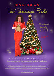 tickets for gina hogan the christmas belle in murray bridge from