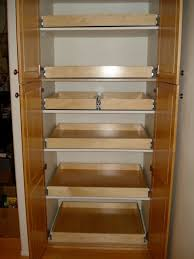 Kitchen Cabinets With Drawers That Roll Out by Pantry Shelving Pullout Drawer Pullout Shelf Pantry