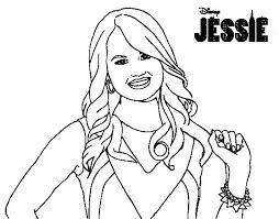 disney coloring pages jessie jessie coloring page channel coloring pages windows coloring channel