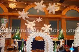 winter wonderland decorations archives ballooninspirations com