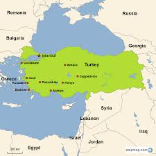 Greece Turkey Map by Turkey Vacations With Airfare Trip To Turkey From Go Today