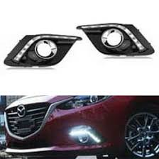 2016 mazda 3 fog light kit 2014 up mazda 3 oem fit 10w led daytime running light kit