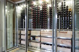 contemporary wine glasses wine cellar contemporary with wine racks