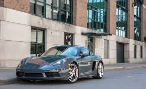 porsche cayman gas mileage the overachievers in our highway mpg test