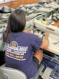 Awning Sewing Machine About Bill U0027s Canvas Shop Bill U0027s Canvas Shop
